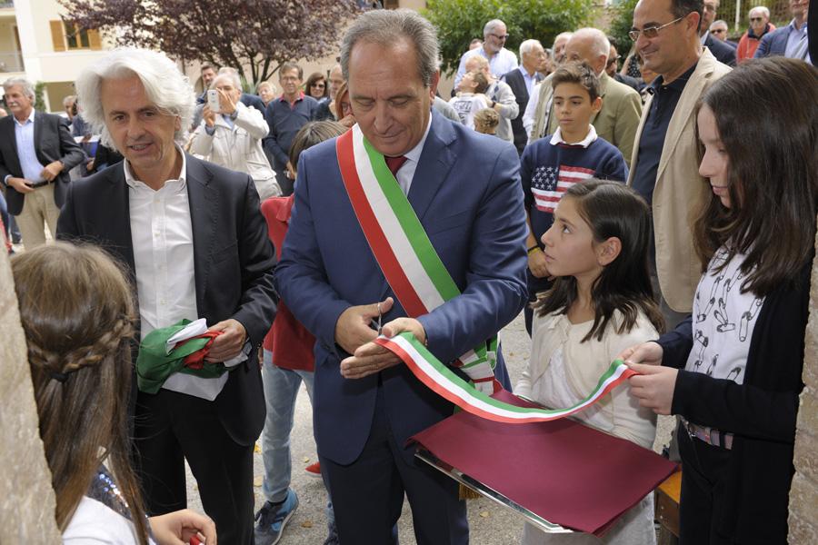 La nuova destinazione del Palazzo 'Luciano Fancelli'